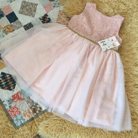 6569a4c59db65 Mia & Mimi Dresses | Mia Mimi Toddler 4t Girls Dress | Poshmark
